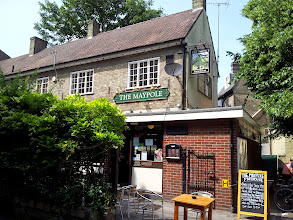 Photo: Maypole is a mecca for microbrewed cask ales in Cambridge.
