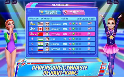 Télécharger Gratuit Superstar de gymnastique - Danse jusqu'à l'or ! APK MOD (Astuce) screenshots 5