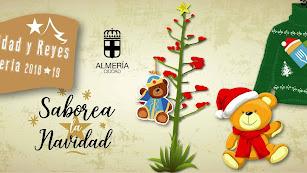 Programación de Navidad en Almería.
