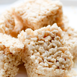 how to make rice krispies without marshmallows