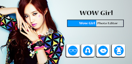 WOWGIRL: Girl Photo Editor & <b>Women</b> Suit Editor