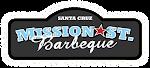Logo for Mission St. BBQ