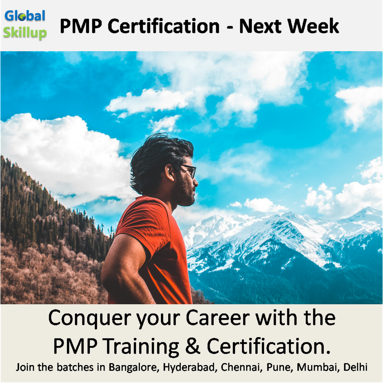 Globalskillup Best Pmp Training Institute In Hyderabad India