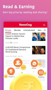 NewsDog - Local News, Breaking News, Latest News- screenshot thumbnail