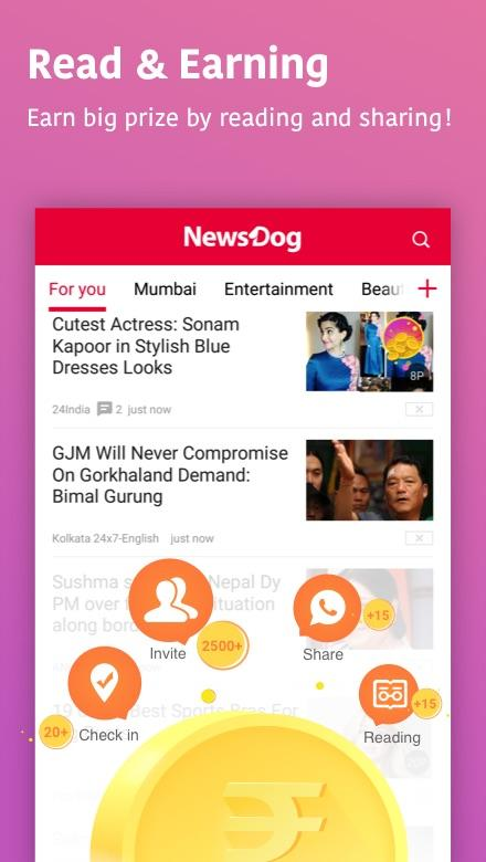 NewsDog - Local News, Breaking News, Latest News- screenshot