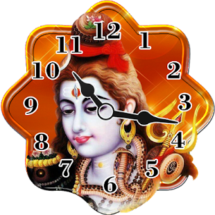 Download Shiva Clock Themes Live Wallpaper APK latest version App for PC