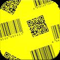 QR code barcode hack pro prank icon