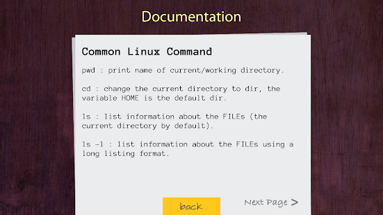 Linuxer- screenshot thumbnail