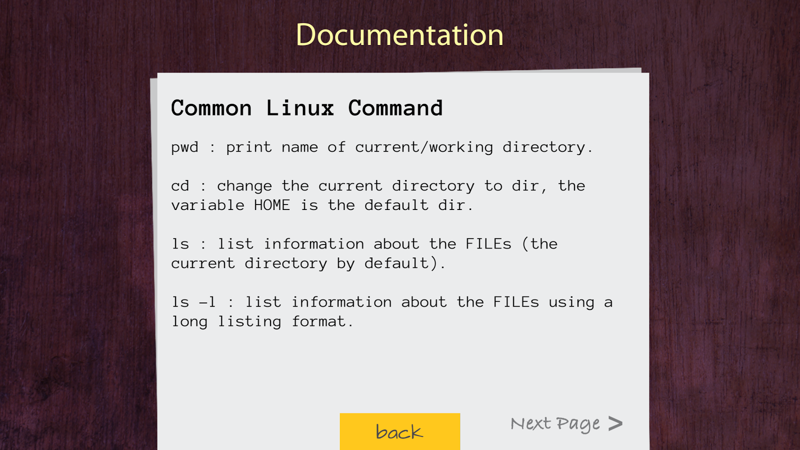 Linuxer- screenshot