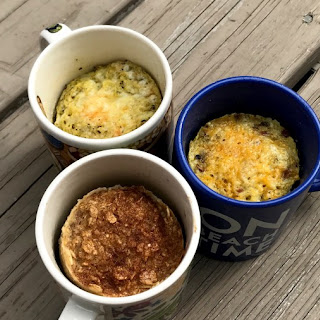 2-Minute Microwave Breakfast Mug Recipe