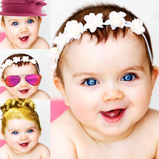 玩免費遊戲APP|下載Face Maker Sweet Baby Girl app不用錢|硬是要APP