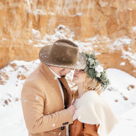 Wedding photographer Artem Pastukhov (artpastukhov). Photo of 19.01.2018