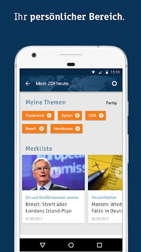 ZDFheute - Nachrichten 2.9 screenshots 5