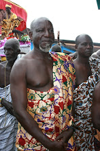 Photo: Kundum festival, Busua, west coast, Ghana