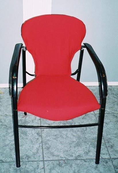 Funda semi-completa para silla