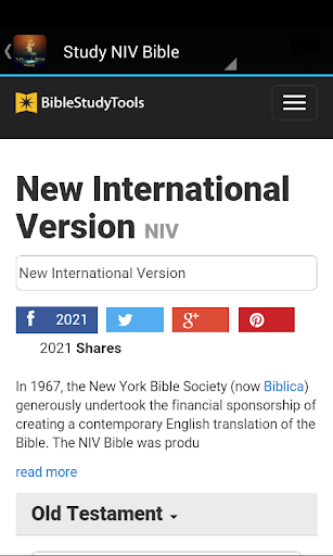 免費下載書籍APP NIV Bible Study app開箱文 APP開箱王