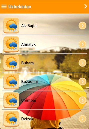 Погода в Узбекистане 235 screenshots 1