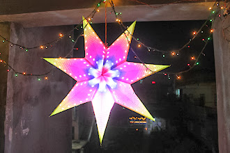 Photo: Just like Christmas stars, Aakash Kandil is the essential symbol of Diwali, festival of lights in India. 6th December updated -http://jp.asksiddhi.in/daily_detail.php?id=384