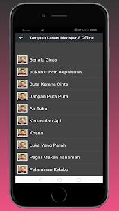 Kumpulan Dangdut Lawas Mansyur S Offline 5.0 Android Mod APK 1