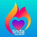 tinda - free chat.meet.flirt icon