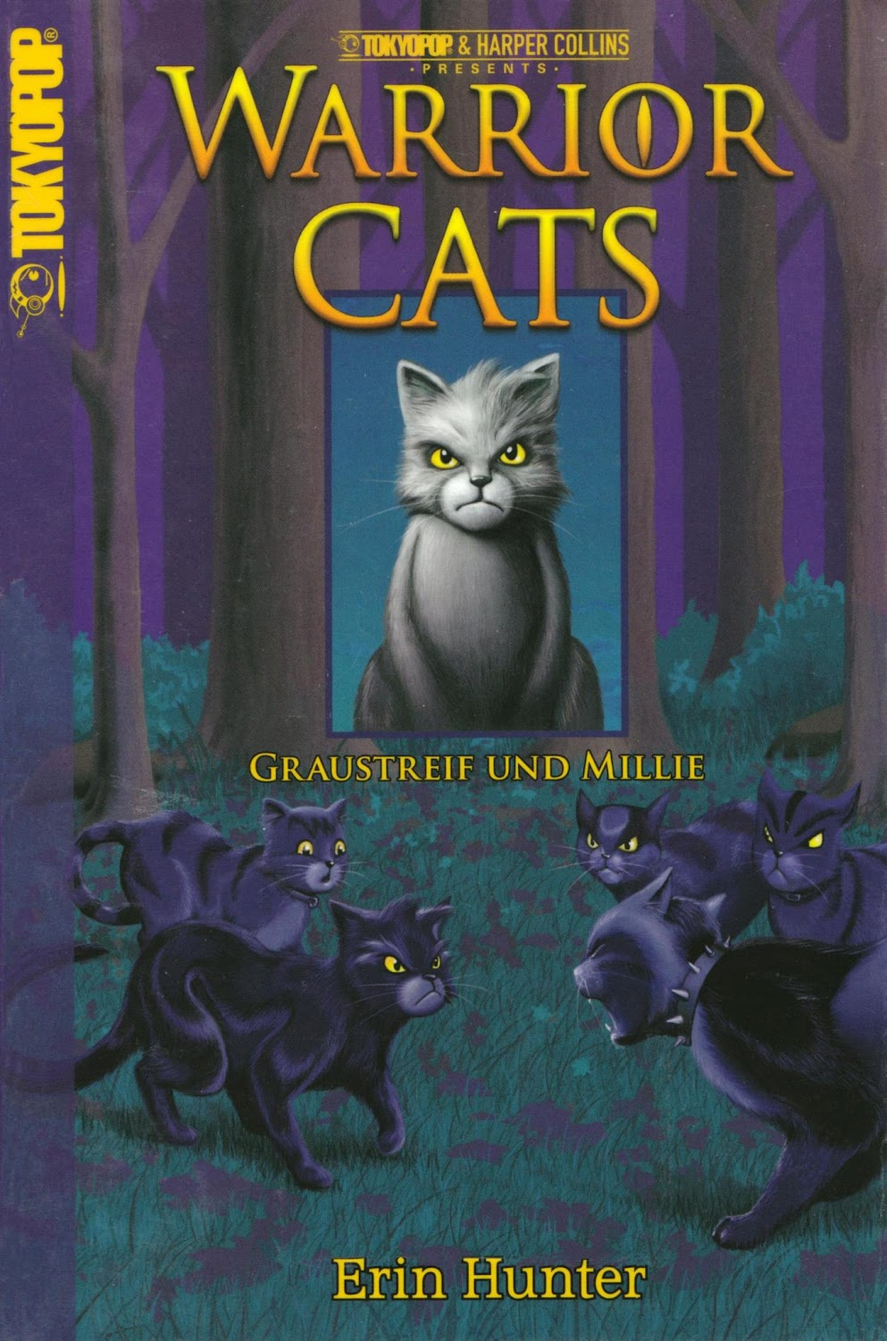 Warrior Cats (2010) - komplett