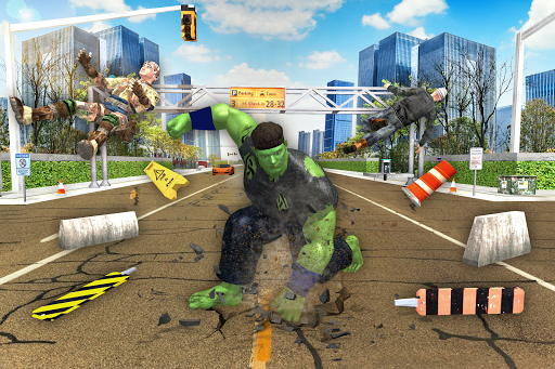 Incredible City Monster Hero Survival apkdebit screenshots 3