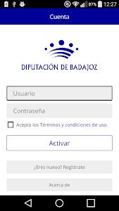 Bibliotecas Diputación Badajoz screenshot 4