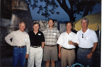 Photo: Bob Nida, Jim Williams, Rocky Williams, Tommy Rhode, Bill Gordon