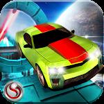 Extreme Car Stunts Driver 3D Icon