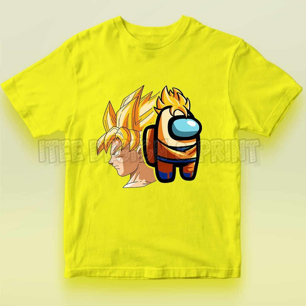 Son Goku Dragon Ball Among Us Impostor 15