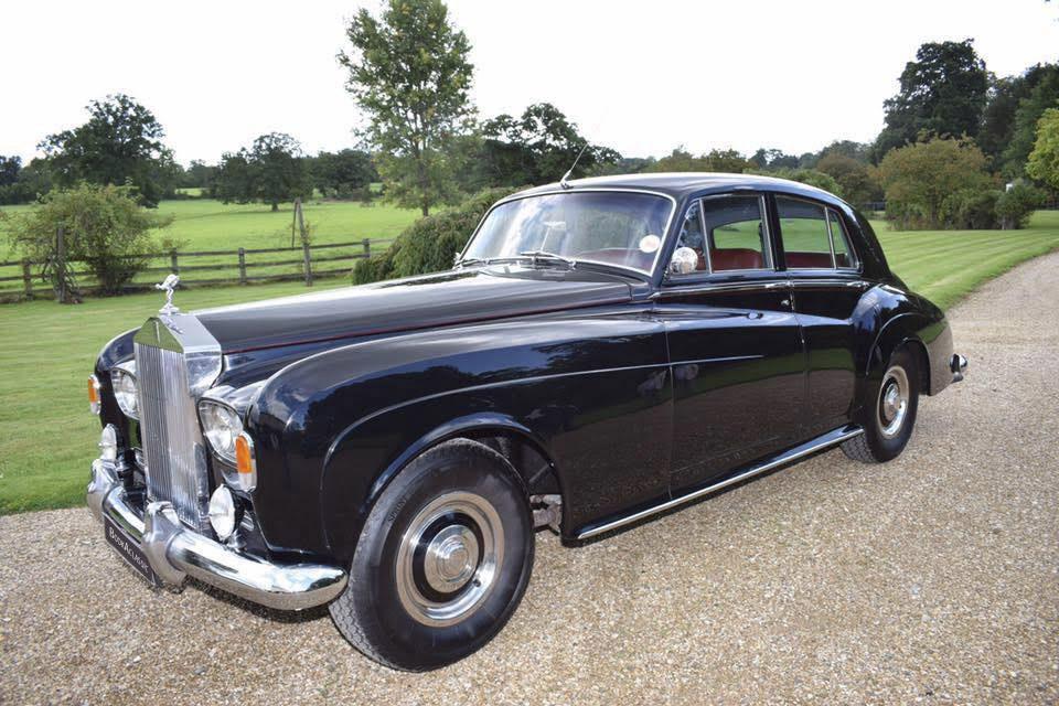 Rolls-Royce Silver Cloud III Hire Reading