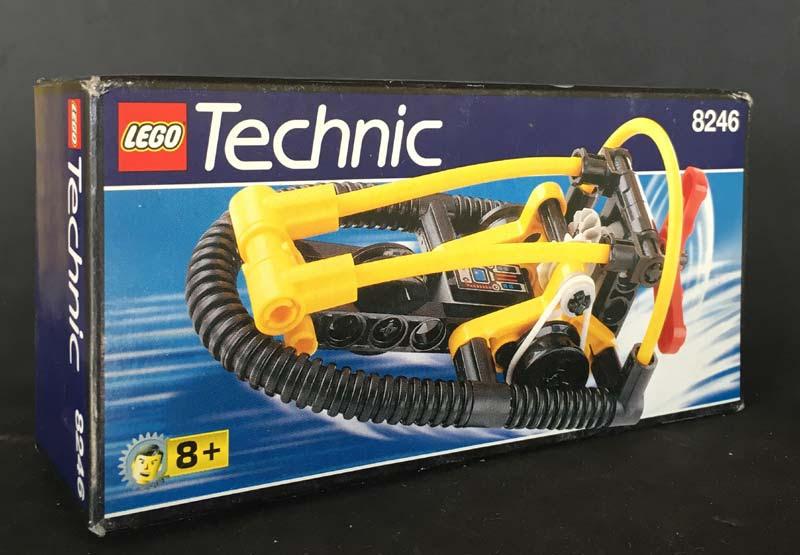 Contenido de Lego® 8246 Hydro Racer