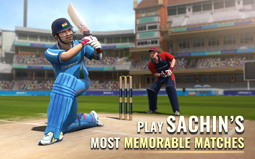 Sachin Saga Cricket Champions 1.1.1 gameplay | by HackJr.Pw 10