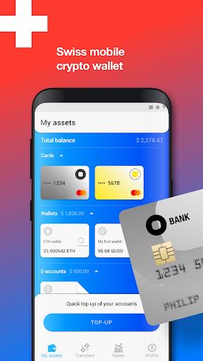 Aximetria - your Swiss crypto account  Paidproapk.com 1