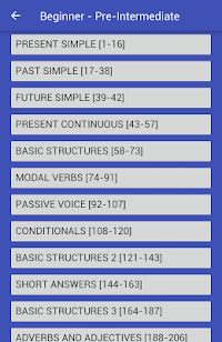 5555 English Grammar Tests v7 0 (Ad-Free) - ReleaseAPK