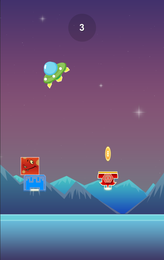 Jelly Hop!- screenshot