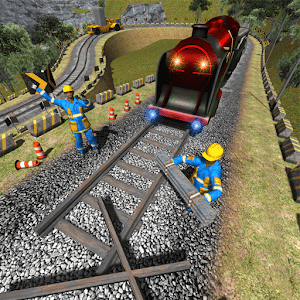 Hill Climb Railroad Construction: Uphill Adventure