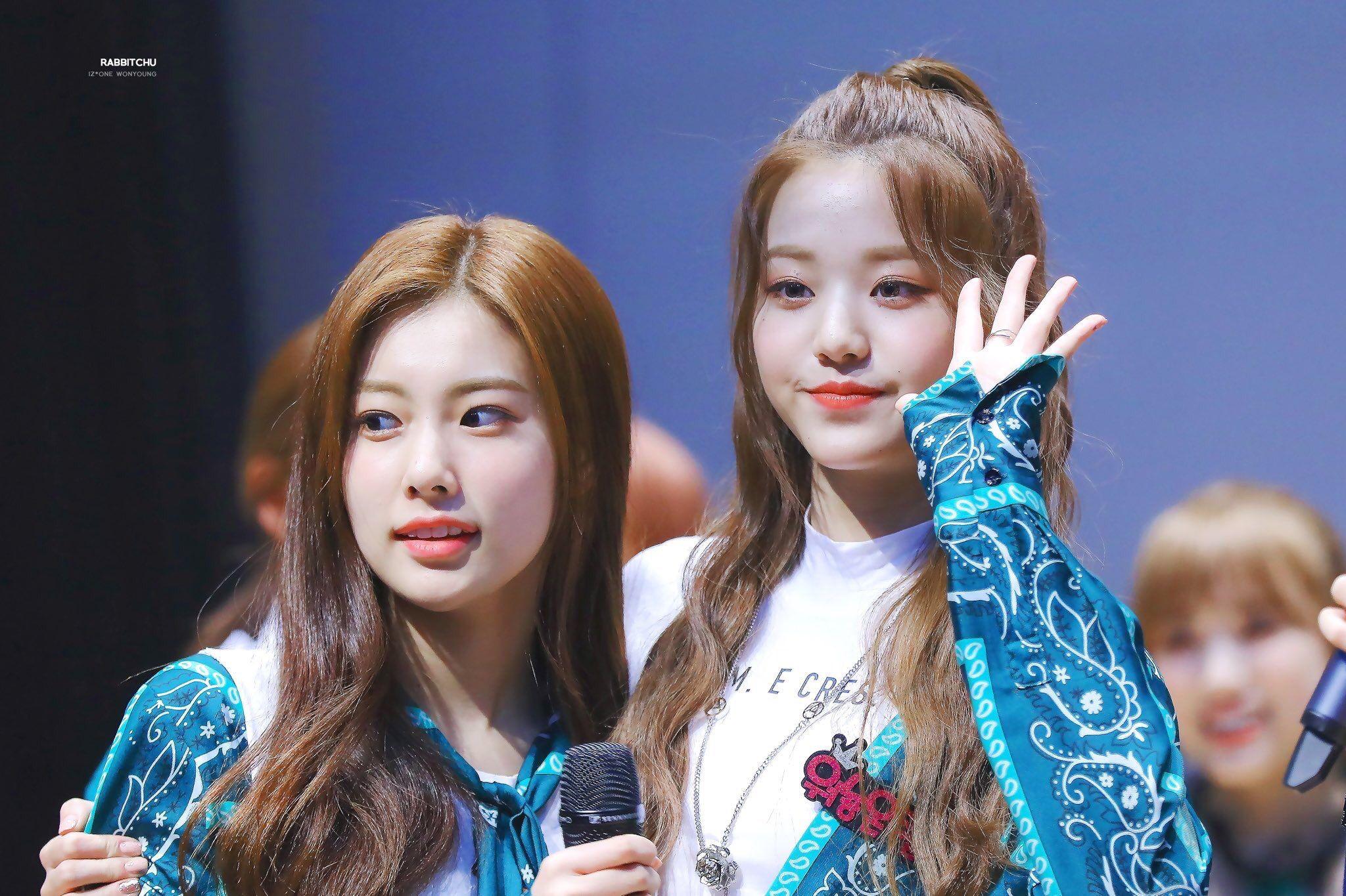 WonyoungHyewon