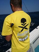Photo: はっ? この黄色いTシャツは? セカンドステージ「シライシ スペシャル!」