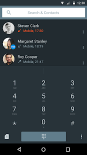 Truedialer - Phone & Contacts Screenshot
