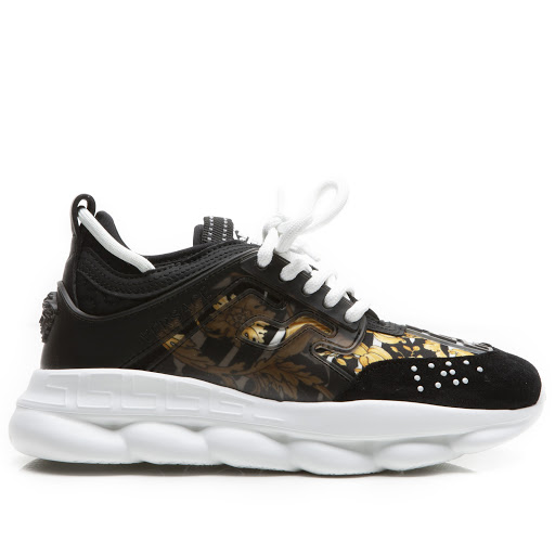 Primary image of Young Versace Patterned Trainer