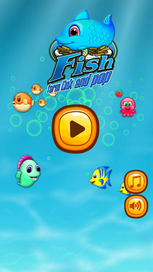 Fish Farm Link and Pop- screenshot