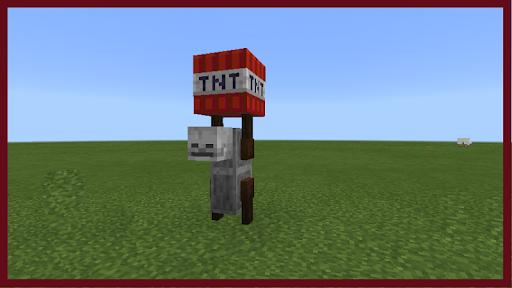 TNT Mod for MCPE 1.2 screenshots 1
