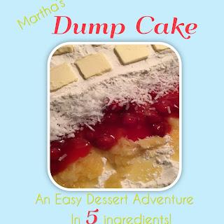 Martha's Dump Cake