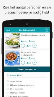 MaaltijdMatch recepten: gezond, lekker & snel - náhled