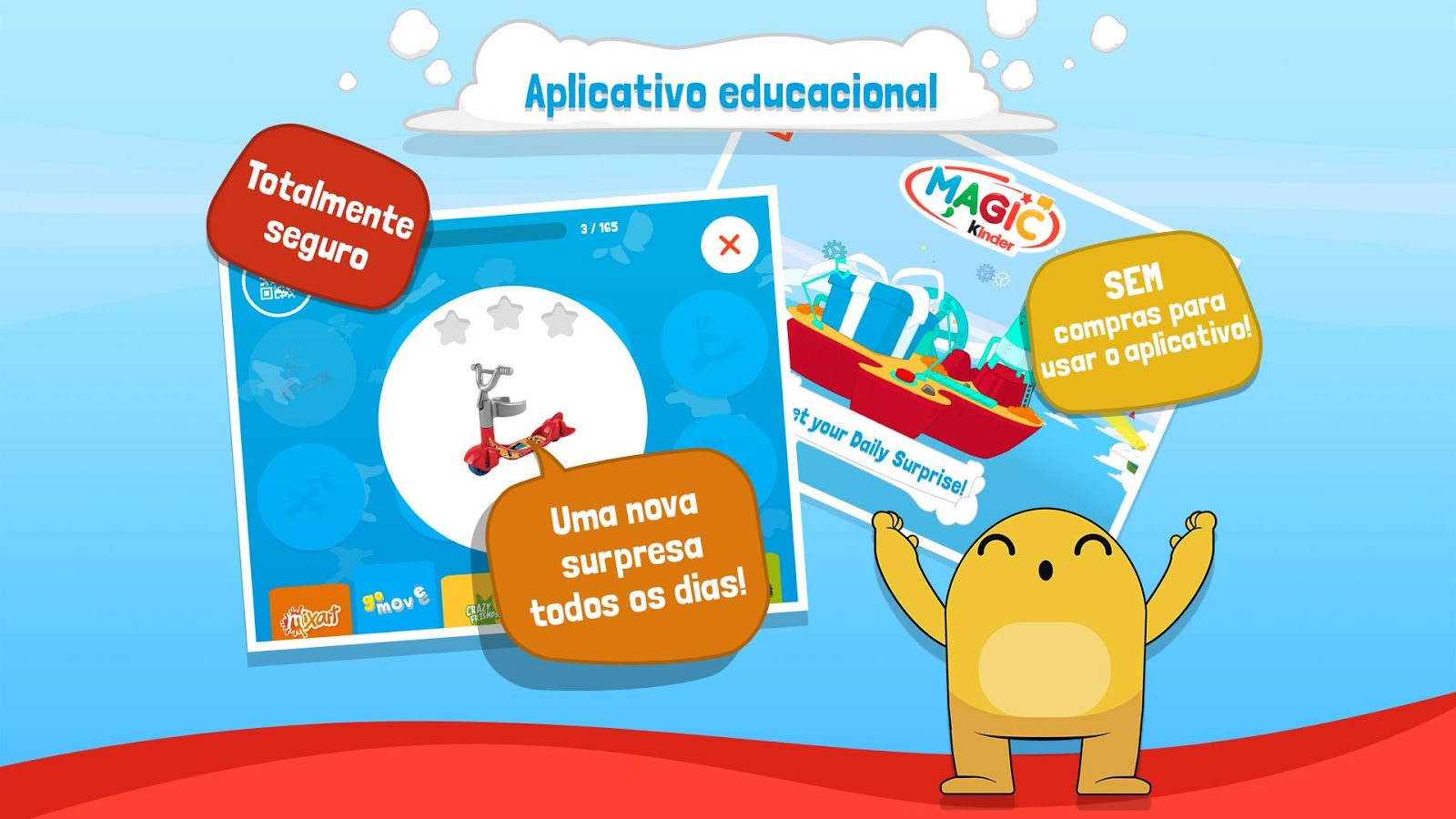 Magic kinder app oficial jogos educativos apps para Magic app