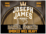 Joseph James Barrel Smoker Smoked Wee Heavy Ale