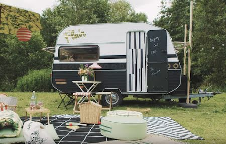 Flair caravan