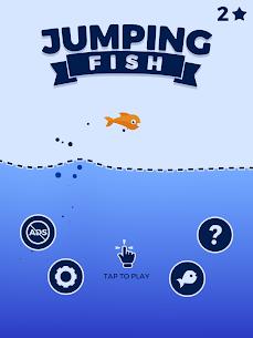 Jumping Fish Mod Apk (Unlimited Money) 6