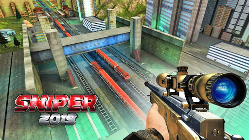 Screenshot for Sniper 3D - 2019 in United States Play Store